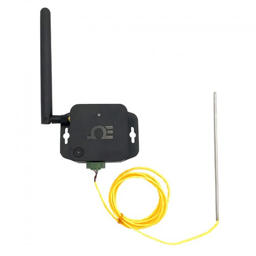 Wireless Smart Environmental Sensor for Thermocouple and RTD